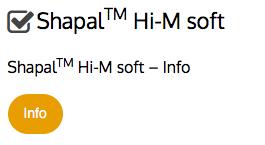 Shapal von MCI GmbH - Industriekeramik